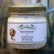 Tartuflanghe Mayonnaise with White Truffle