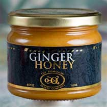 Tasmanian Ginger Honey