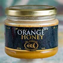 Tasmanian Orange Honey