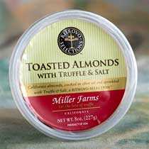 Toasted California Almonds with Truffle and Sea Salt
