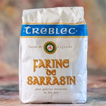 Treblec French Buckwheat Flour
