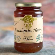Vila Vella Eucalyptus Honey