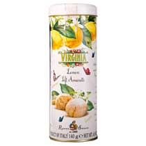 Virginia Lemon Soft Amaretti Cookies