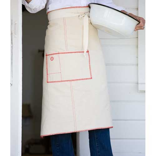 French Waiter's Apron