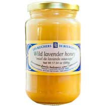 Les Ruchers de Bourgogne Wild Lavender Honey