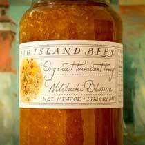 Big island Bees Wilelaiki Honey - 48oz