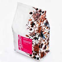 Agostoni Organic Semi-Sweet 45% Chocolate Chips - 4 kilos