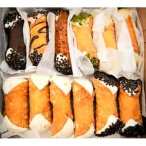Cannoli Shells - 12 Shells (2 boxes of 6 each)