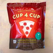 Cup4Cup Gluten Free Pizza Flour