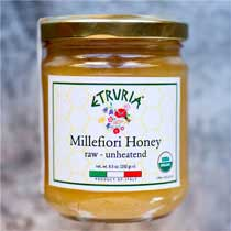 Etruria Thousand Flower Honey - Organic