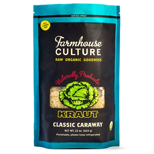 Farmhouse Culture Classic Caraway Kraut