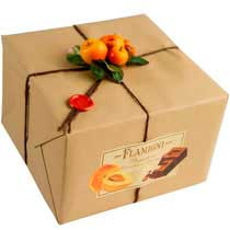 Flamigni Apricot and Chocolate Panettone