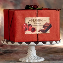 Flamigni Cherry and Chocolate Panettone - 1kg