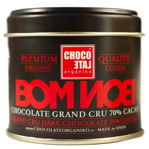 ChocoLate Organic 70% Dark Chocolate Bon Bons