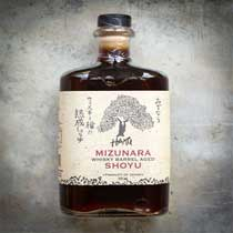 Haku Mitzunara Whiskey Barrel Aged Shoyu