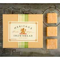Heritage Lemon Shortbread - 18 pieces