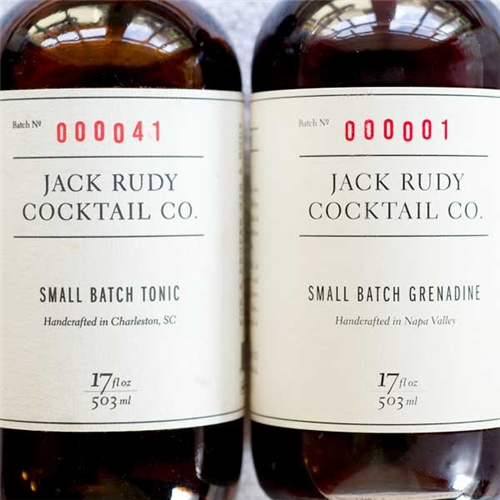 Jack Rudy's Cocktail Company Small Batch Combo