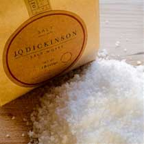 JQ Dickinson Heirloom Finishing Salt