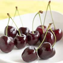 Fresh Sweet Washington Lapin Cherries 10 pounds