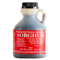 Maasdam's Famous Home Made Sorghum Syrup