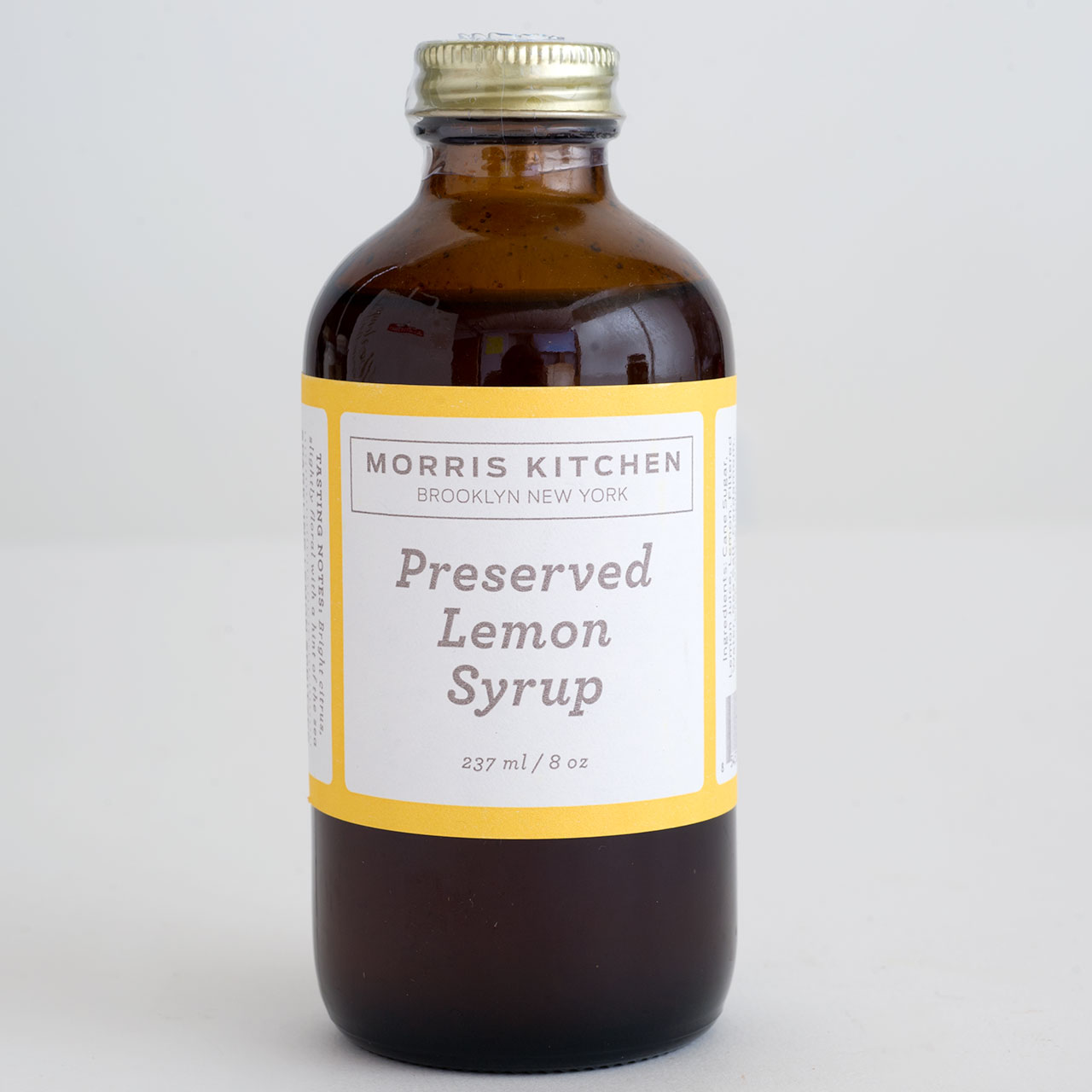 Morris Kitchen Preserved Lemon Syrup
