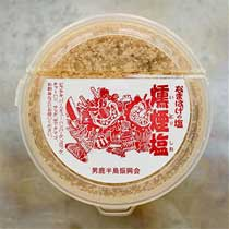Namahage Iburi-Jio, smoked sea salt