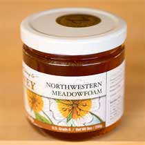 Northwest Meadowfoam Honey
