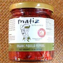 Piquillo Peppers - DO - Matiz