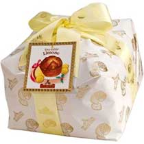 Panettone from Italy