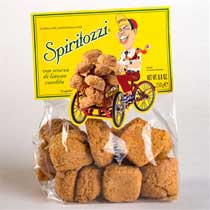 Spinosi Spiritozzi Cookies with Candied Lemon Peel