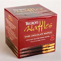 Tregroes Butter Chocolate Waffle Cookies