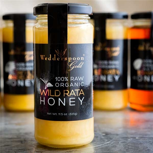 Wedderspoon Organic Rata Honey