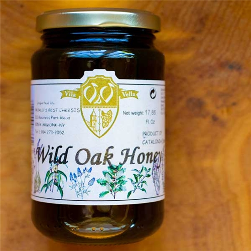 Wild Oak Honey - Catalonia
