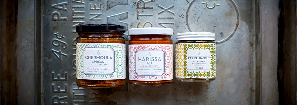 These trio of Moroccan Pantry staples can make Morocco come alive in your kitchen or any other cuisine!