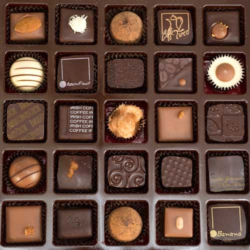 Slitti Assorted Pralines