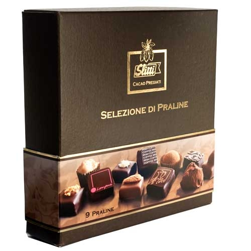 Slitti Chocolate Assorted Pralines