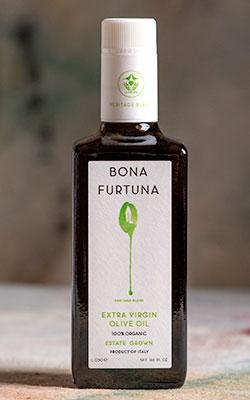 Bona Furtuna Heritage Blend Organic Olive Oil