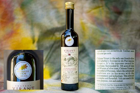Chateau Virant AOC Olive Oil