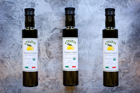 Etruria Sorrento Lemon Olive Oil