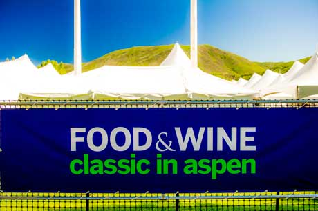 Food & Wine Classic in Aspen 30 years