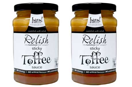 Toffee Sauce from Hawkshead Relish Company