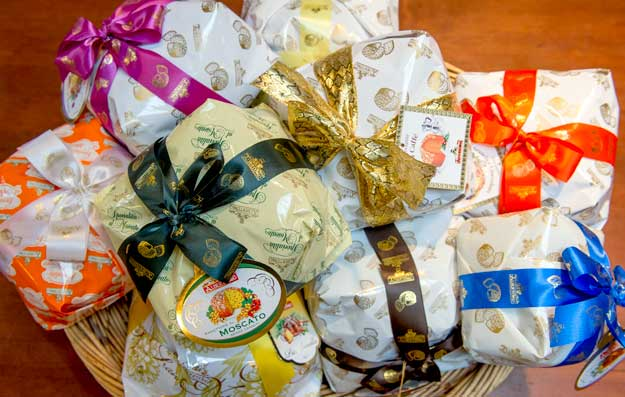 Handmade Panettone from Italy