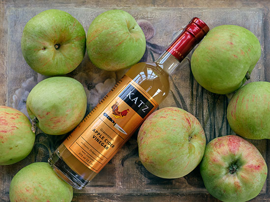 Katz Apple Cider Vinegar Gravenstein