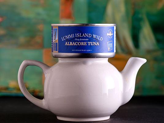 Wild-Caught Canned Tuna