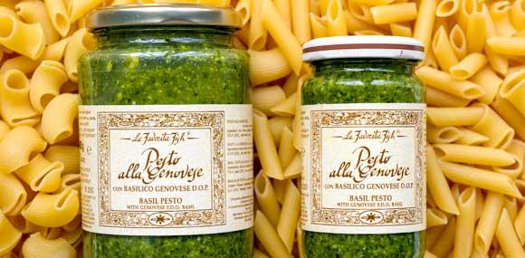 Basilico Genovese Italian Pesto