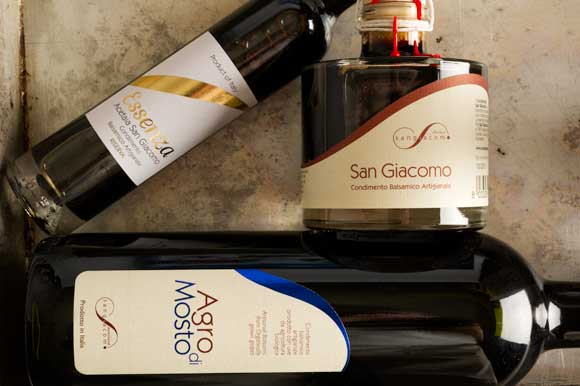 San Giacomo Trio of Balsamic