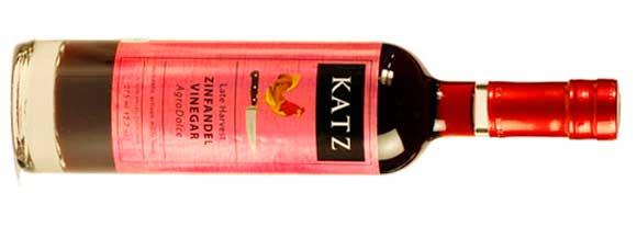 Katz Agrodolce Zinfandel Vinegar