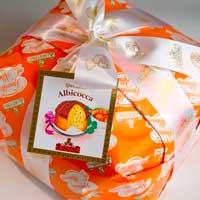 Apricot Panettone