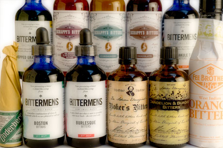 shop now for bitters