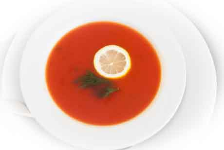 Chef Louis Tomato Soup, Cook Don